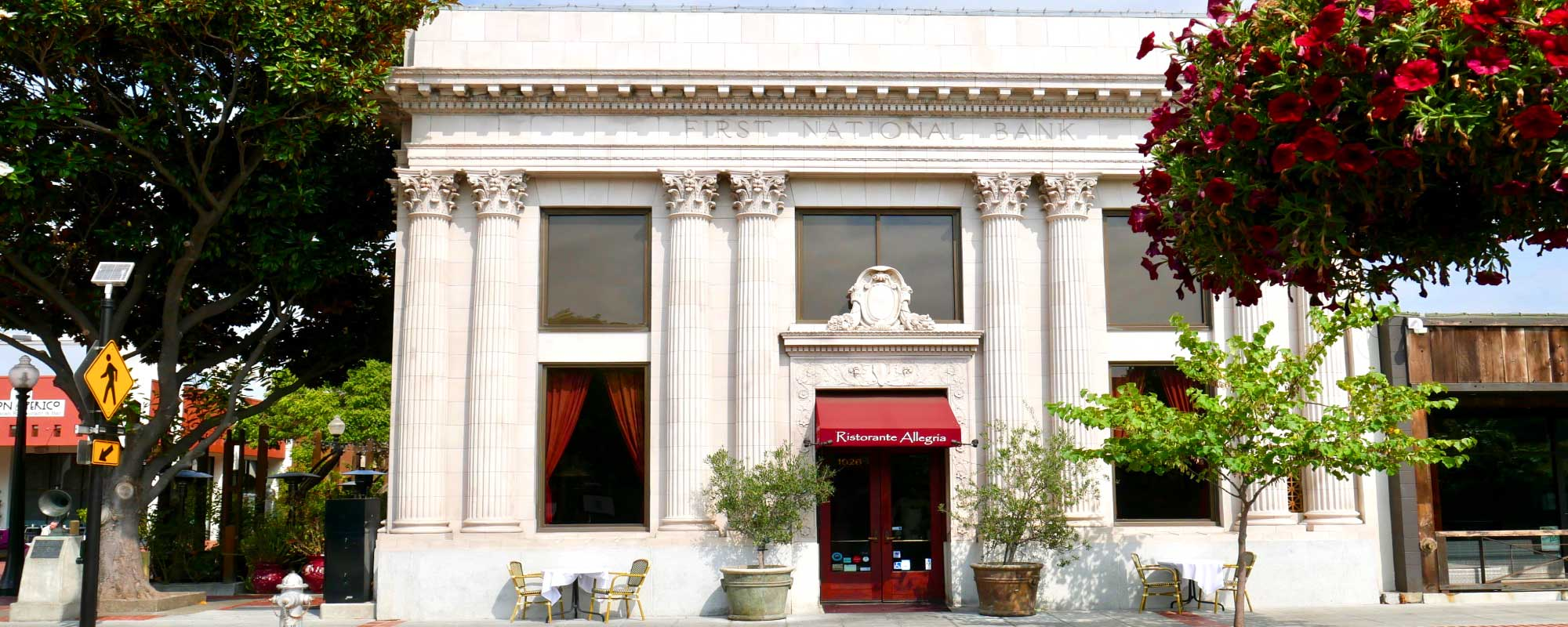 Upstairs Dining and Private Party Room