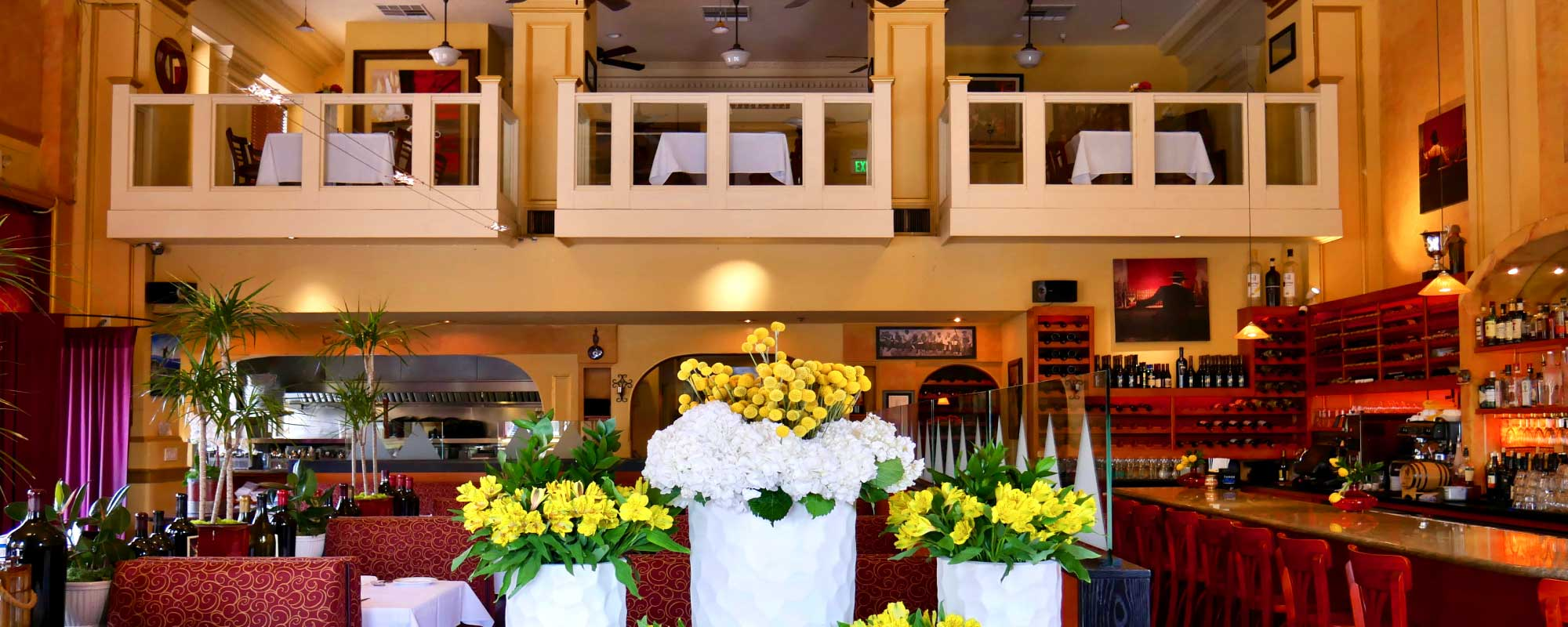 Napa Valley Dining Restaurant